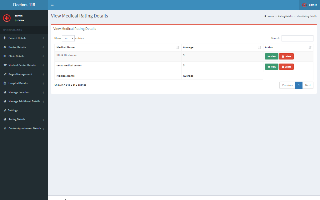 HOSPITAL APPOINTMENT MANAGEMENT SYSTEM – New Generation User