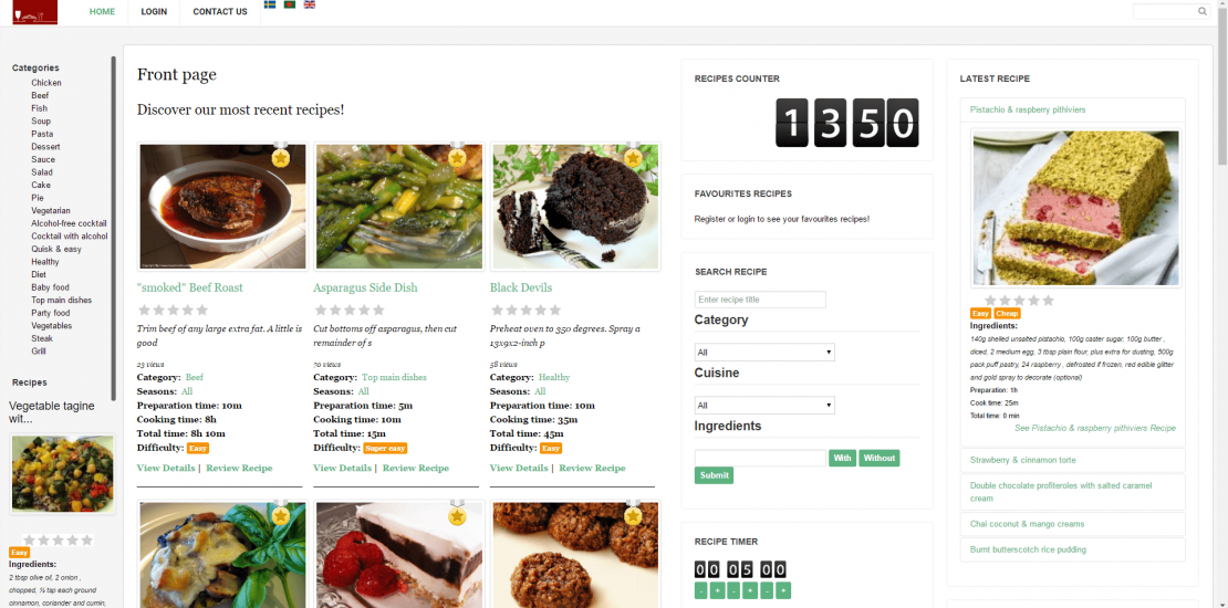 Custom script new generation user this source code is a native app for android or ios that help you build your own catalog of recipes for apps on smartphones and tablets or desktopslaptops forumfinder Choice Image